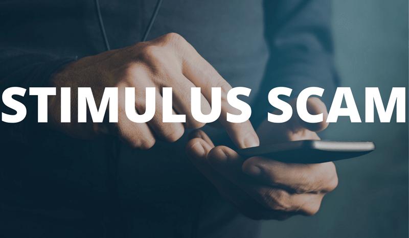Stimulus Cyberscam